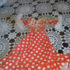 Muñecas Nancy y Lucas: NANCY VESTIDO FLAMENCA. Lote 103929855