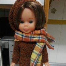 Muñecas Nancy y Lucas: NANCY FAMOSA CAMPOS ELISEOS DE QUIRON NUEVA SIN CAJA. Lote 104404071