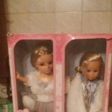 Muñecas Nancy y Lucas: NANCY DE COLECCION LA MAS BONITA SIN ESTRENAR AÑO 2009 DESCATALOGADA CAJA 40 ANIVERSARIO. Lote 104406767