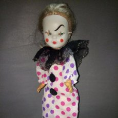 Muñecas Nancy y Lucas: NANCY PIERROT/ARLEQUIN - ORGINAL DE FAMOSA - MADE IN SPAIN . Lote 104613799