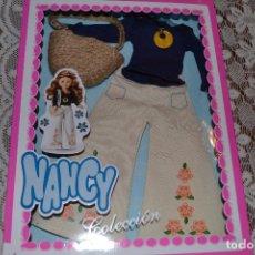 Muñecas Nancy y Lucas: CONJUNTO HIPPIE DE COLECCIÓN. Lote 105439315