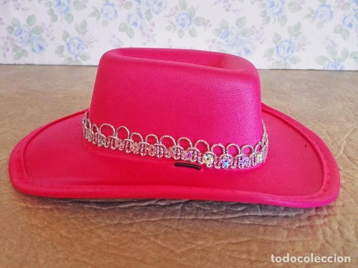 Sombrero vaquero rosa fucsia muñeca nancy ropa - Vendido en Venta ... 0ae19e2a61e