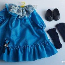 Muñecas Nancy y Lucas: VESTIDO NANCY ORIGINAL BABY DOLL ETIQUETA DE FAMOSA. Lote 106156343