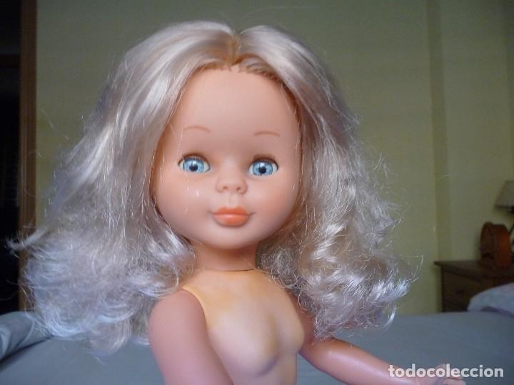 Muñeca Nancy De Famosa Rubia Ojos Azules Modern Vendido