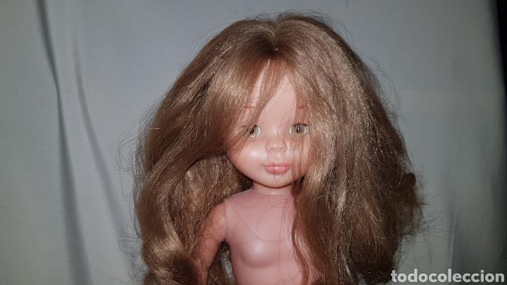 Muñecas Nancy y Lucas: Nancy Patabollo . Brazo duro . Ojos marrones margarita, Preciosa melena pelirroja a capas ? Famosa - Foto 2 - 108692103