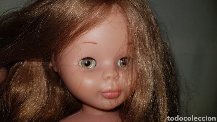 Muñecas Nancy y Lucas: Nancy Patabollo . Brazo duro . Ojos marrones margarita, Preciosa melena pelirroja a capas ? Famosa - Foto 9 - 108692103