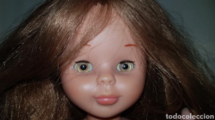Muñecas Nancy y Lucas: Nancy Patabollo . Brazo duro . Ojos marrones margarita, Preciosa melena pelirroja a capas ? Famosa - Foto 10 - 108692103