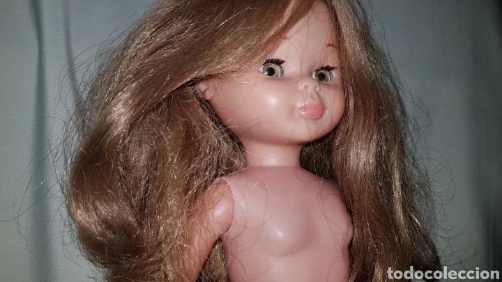 Muñecas Nancy y Lucas: Nancy Patabollo . Brazo duro . Ojos marrones margarita, Preciosa melena pelirroja a capas ? Famosa - Foto 11 - 108692103
