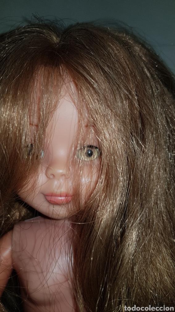 Muñecas Nancy y Lucas: Nancy Patabollo . Brazo duro . Ojos marrones margarita, Preciosa melena pelirroja a capas ? Famosa - Foto 14 - 108692103