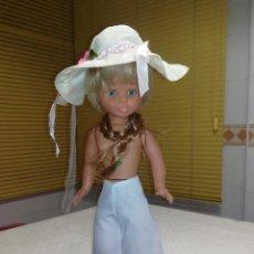 Muñecas Nancy y Lucas: NANCY - PANTALON - PAMELA Y POSTIZO - FAMOSA. Lote 109051755