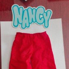 Muñecas Nancy y Lucas: PANTALON DE NANCY ESQUIADORA DE FAMOSA AÑOS 80. Lote 110095395