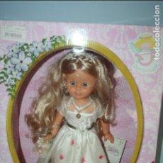 Muñecas Nancy y Lucas: NANCY PETALOS DE ROSA. Lote 111449479