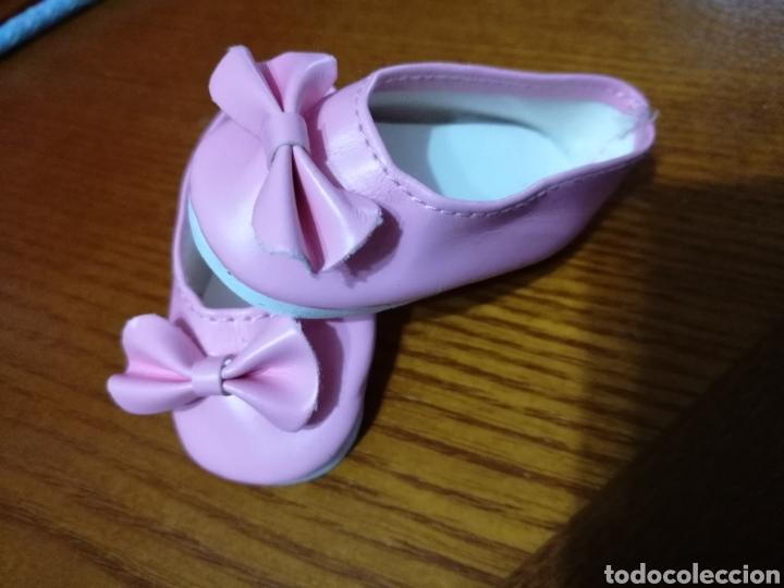 Muñecas Nancy y Lucas: Zapatos para Nancy - Foto 2 - 111631032