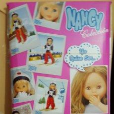 Muñecas Nancy y Lucas: CAJA NANCY ESQUIADORA. Lote 111693450
