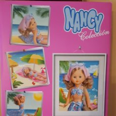 Muñecas Nancy y Lucas: CAJA NANCY PLAYA. Lote 181606326