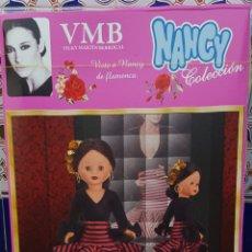 Muñecas Nancy y Lucas: CAJA NANCY VICKI MARTÍN BERROCAL. Lote 111693798