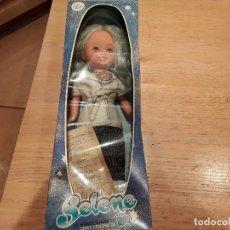 Muñecas Nancy y Lucas: NANCY SELENE, EN CAJA, NUEVA, FUNCIONANDO.. Lote 111730891