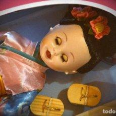 Muñecas Nancy y Lucas: NANCY GEISHA SIN ABRIR INCREIBLENTE PRECIOSA. VER FOTOS DETALLE.. Lote 112357979