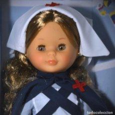 Muñecas Nancy y Lucas: NANCY ENFERMERA DE LA CRUZ ROJA, SIN ABRIR Y NUMERADA.. Lote 112369507