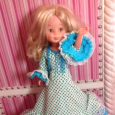 Muñecas Nancy y Lucas: VESTIDO NANCY FLAMENCA. Lote 112773524
