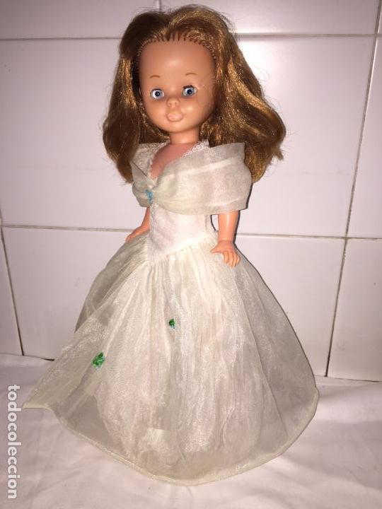 Muñecas Nancy y Lucas: Vestido Esperando al principe muñeca nancy de famosa - Foto 2 - 112814839
