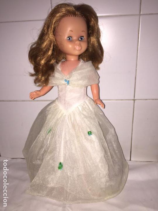 Muñecas Nancy y Lucas: Vestido Esperando al principe muñeca nancy de famosa - Foto 5 - 112814839