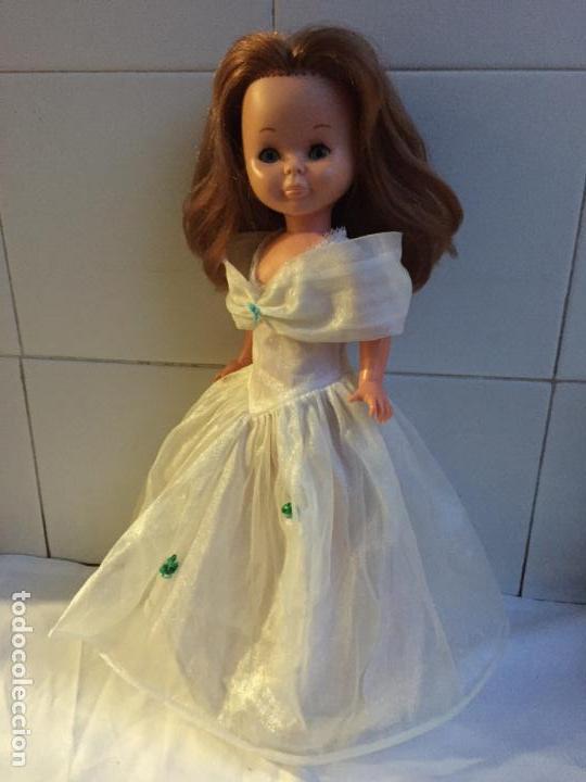 Muñecas Nancy y Lucas: Vestido Esperando al principe muñeca nancy de famosa - Foto 6 - 112814839