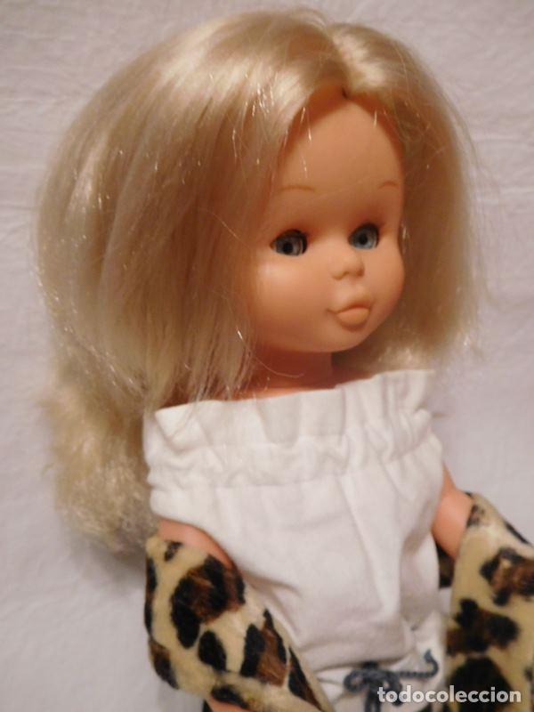 Muñecas Nancy y Lucas: M69 Preciosa Muñeca Nancy Daypa rubia con pelo frondoso. Ver descripción. - Foto 2 - 112815199