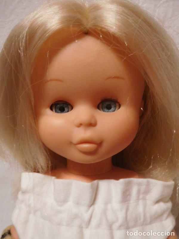Muñecas Nancy y Lucas: M69 Preciosa Muñeca Nancy Daypa rubia con pelo frondoso. Ver descripción. - Foto 4 - 112815199