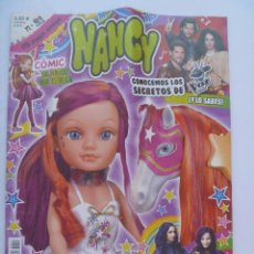 Muñecas Nancy y Lucas: REVISTA NANCY . N º 21 , COMIC , ETC.. Lote 113328371