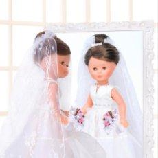 Muñecas Nancy y Lucas: NANCY NOVIA MORENA A ESTRENAR EN SU CAJA NUNCA ABIERTA. Lote 117154858