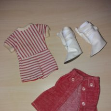 Muñecas Nancy y Lucas: NANCY - CONJUNTO MINI SHORT. Lote 114789130