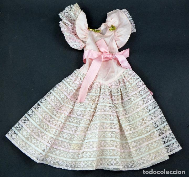 Nancy Fiesta Con En Famosa Venta Rosa Vendido Etiqueta Vestido 1 I7vYby6fg