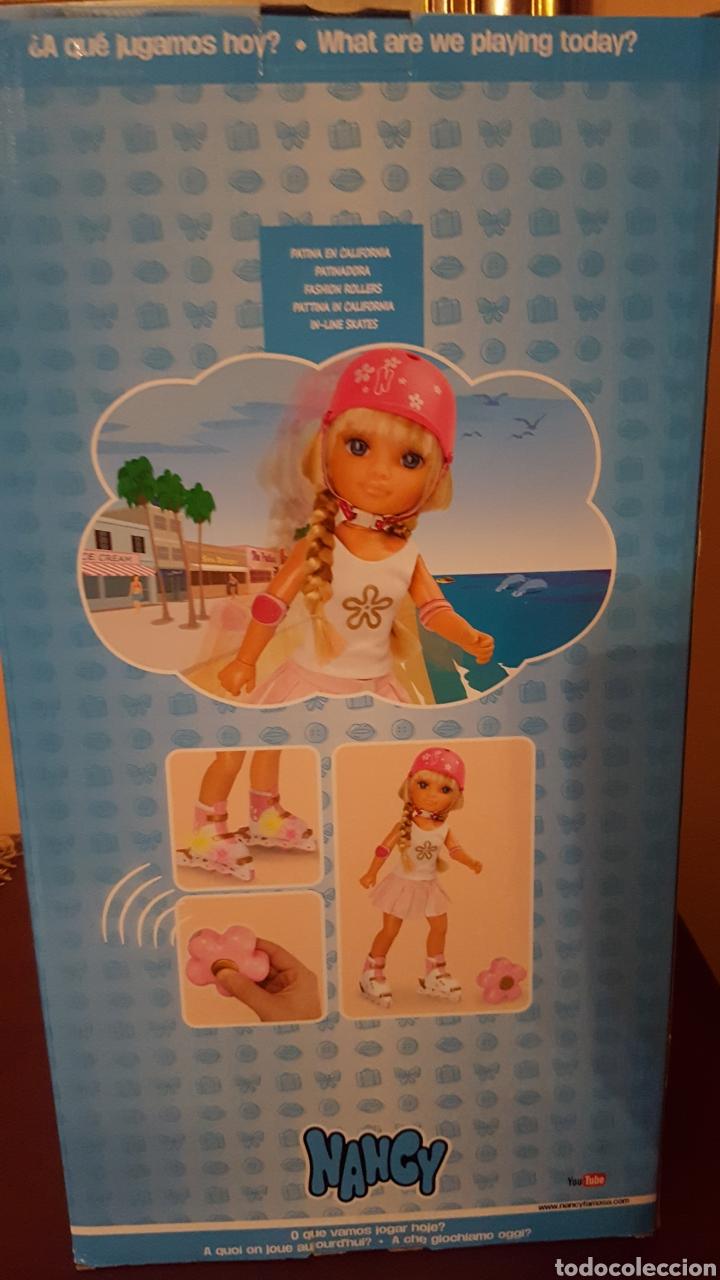 Muñecas Nancy y Lucas: Nancy patinador en caja - Foto 2 - 115269940