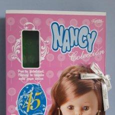 Muñecas Nancy y Lucas: CAJA VACÍA DE CONJUNTO DE NANCY 45 ANIVERSARIO (REEDICIÓN 2013). LEER ANUNCIO.. Lote 115292747