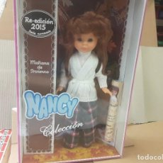 Muñecas Nancy y Lucas: NANCY MAÑANA DE INVIERNO, NUEVA.. Lote 116528751