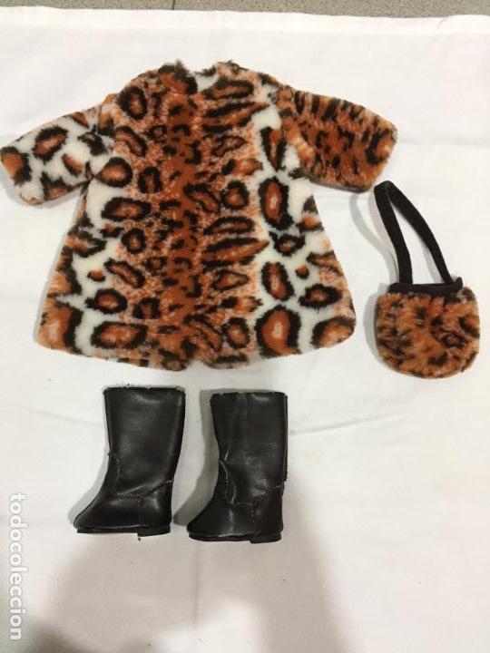 Precioso conjunto completo abrigo colección Quiron de muñeca nancy famosa colección segunda mano