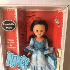 Muñecas Nancy y Lucas: NANCY FLAMENCA DE REEDICIÓN 2012 NUEVA EN CAJA. Lote 116598596