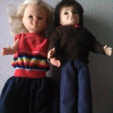 Muñecas Nancy y Lucas: NANCY Y LUCAS, PAREJA. Lote 116909911