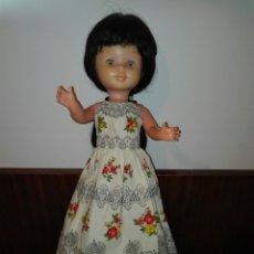 Muñecas Nancy y Lucas - NANCY. VESTIDO FLORES LARGO NANCY. AÑOS 70. - 117164950
