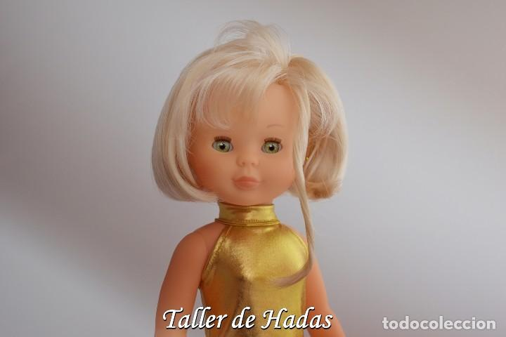 MUÑECA NANCY DE FAMOSA. CUSTOM NANCY GOLD. EN CAJA Y CON CERTIFICADO. (Juguetes - Muñeca Española Moderna - Nancy y Lucas)