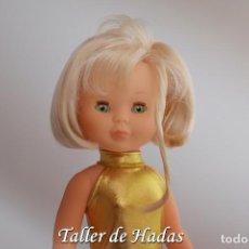 Muñecas Nancy y Lucas: MUÑECA NANCY DE FAMOSA. CUSTOM NANCY GOLD. EN CAJA Y CON CERTIFICADO.. Lote 117655095