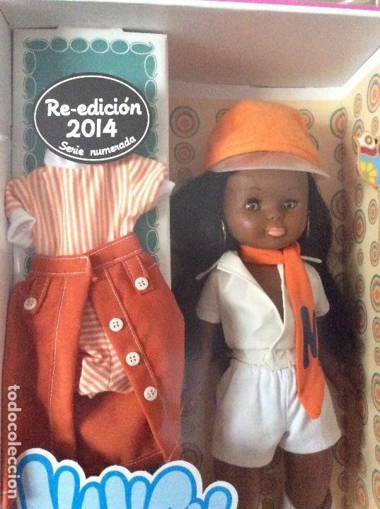Muñecas Nancy y Lucas: Nancy negrita mini shorts colección famosa - Foto 2 - 119357307