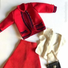 Muñecas Nancy y Lucas: TRAJE CHANEL NANCY DE FAMOSA. Lote 120063587