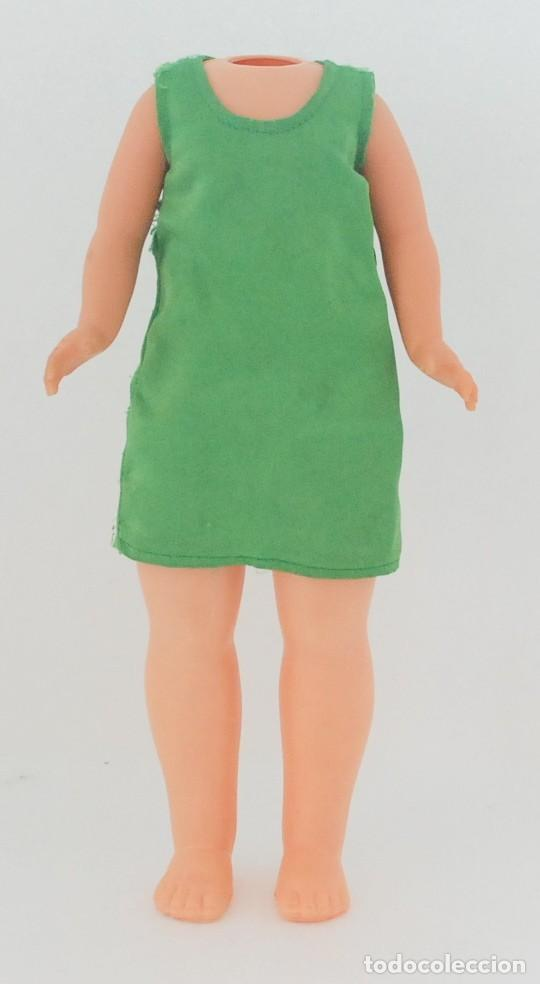 Ropa Vestido Nancy Verde Original Años 80 Con Etiqueta