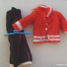 Muñecas Nancy y Lucas: LOTE VESTIDO ( DOS PIEZAS ) PARA LA NANCY. CON SU PERCHA. Lote 120574407