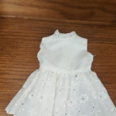 Muñecas Nancy y Lucas: VESTIDO BLANCO NANCY. Lote 121052686