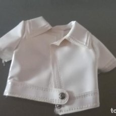 Muñecas Nancy y Lucas: CHAQUETA NANCY COLOR BLANCO . Lote 122605683