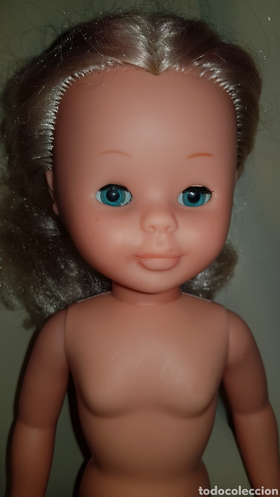 Muñecas Nancy y Lucas: Nancy de famosa ,ojos azules margarita - Foto 3 - 122743290