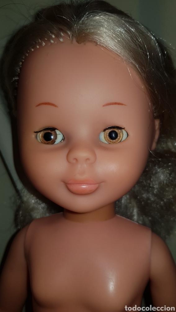 Muñecas Nancy y Lucas: Nancy de famosa ojos marrones margarita - Foto 3 - 122743654